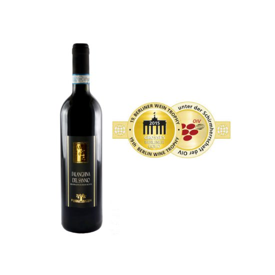 Medaglia d'oro a Berlino al Wine Trphy 2015 con MAIOR Falanghina del Sannio DOP. Soddisfazioni grandiose in un concorso internazionale di rilievo.