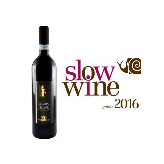 """Premio Slow Wine 2016 """"Vino Quotidiano"""" Falanghina del Sannio DOP MAIOR. Un ottimo risultato"""